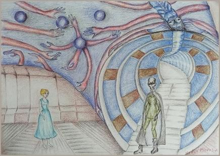illustration 4 Gray Earth